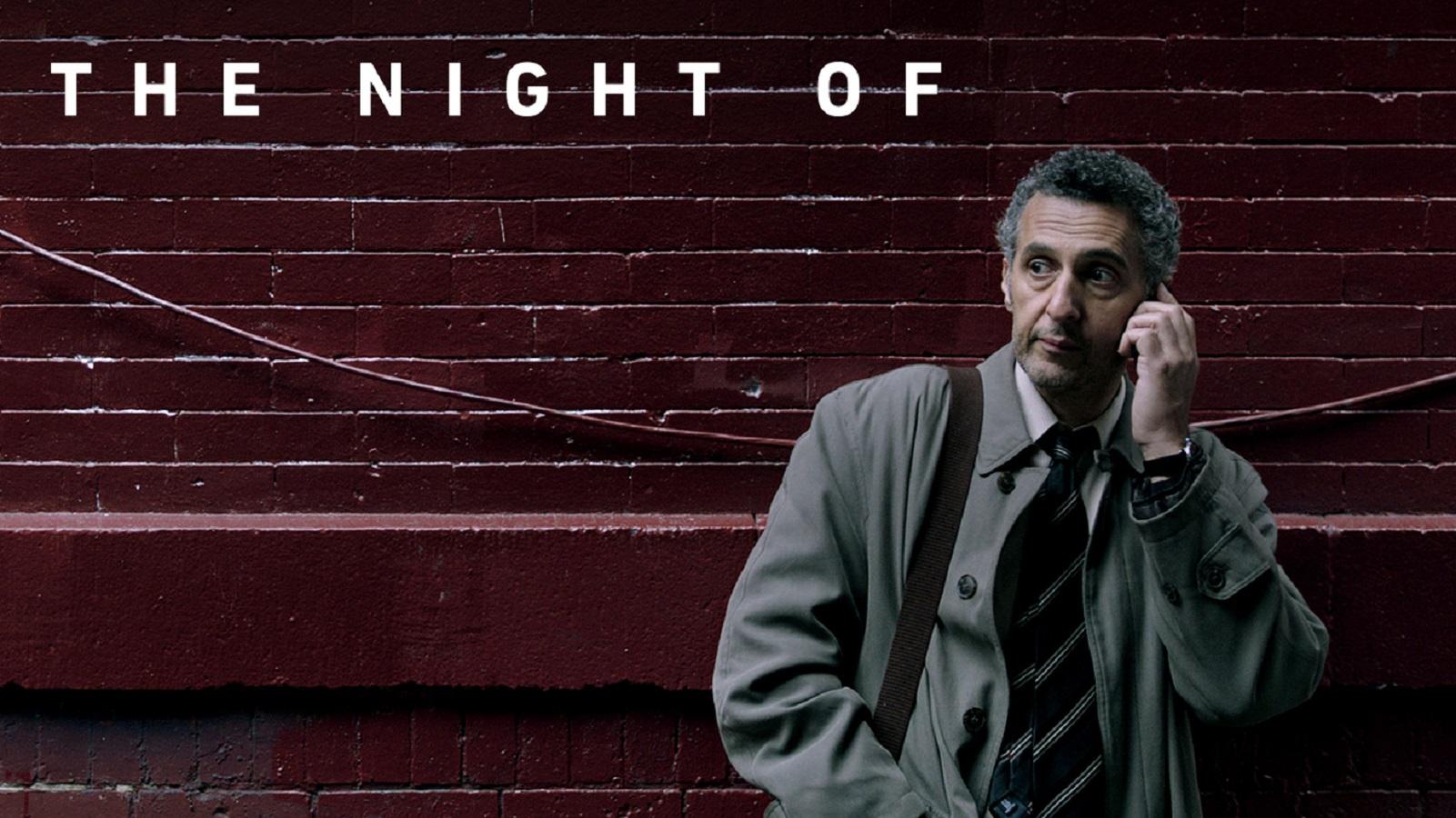 Série the night of avec John Turturro