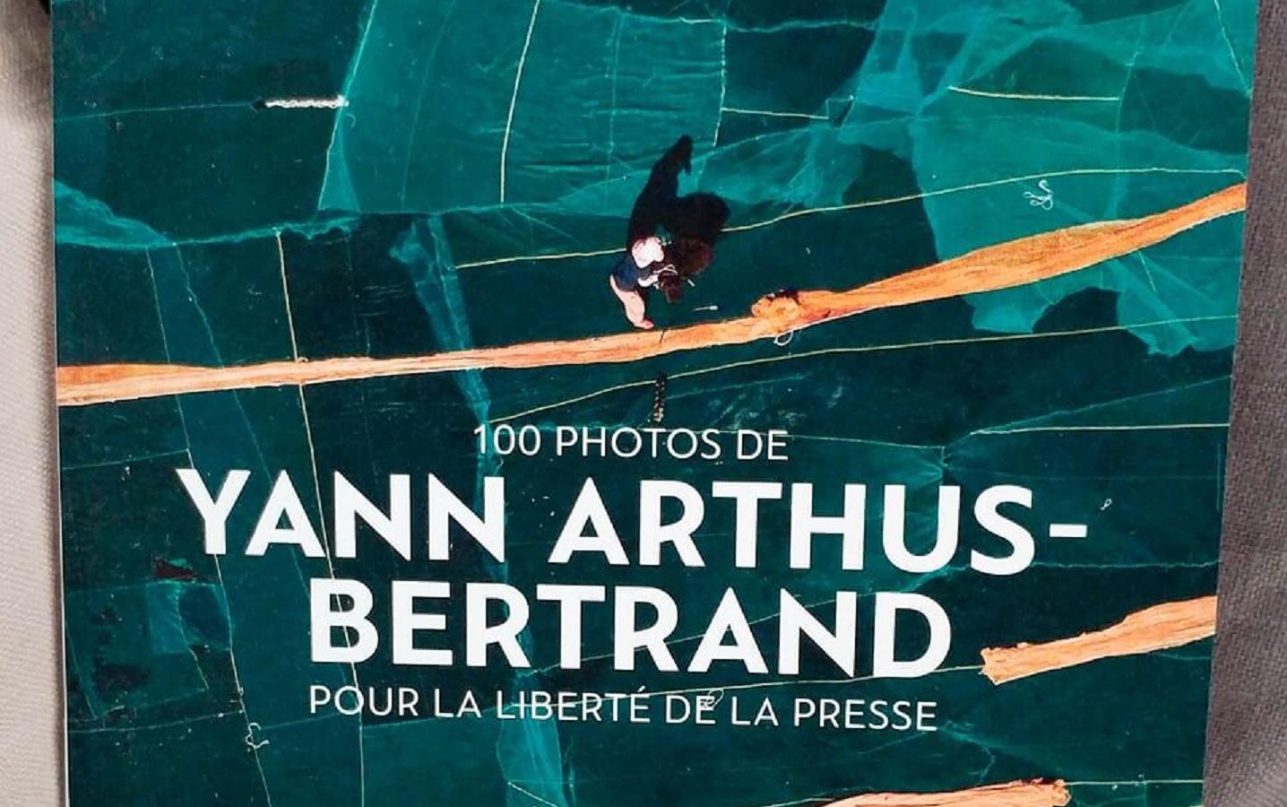 couverture reporter sans frontieres yann arthus-bertrand