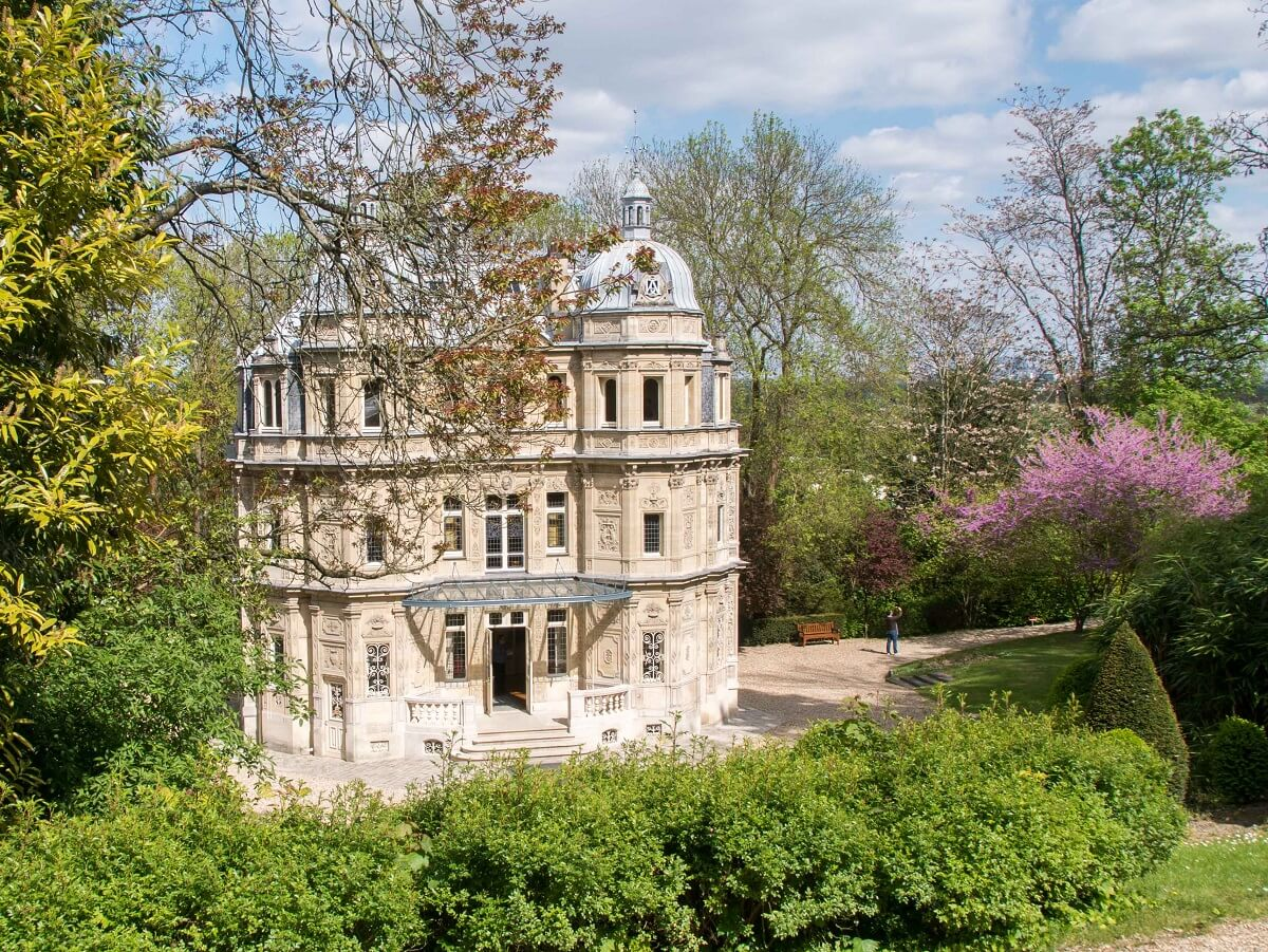 Chateau de Monte-Cristo demeure d'Alexandre Dumas
